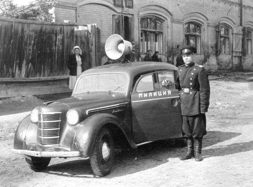 Автолегенды СССР №107 Москвич-430 фото модели, обсуждение